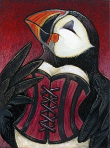 Puffin's Corset